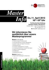 Master-Info-Abend