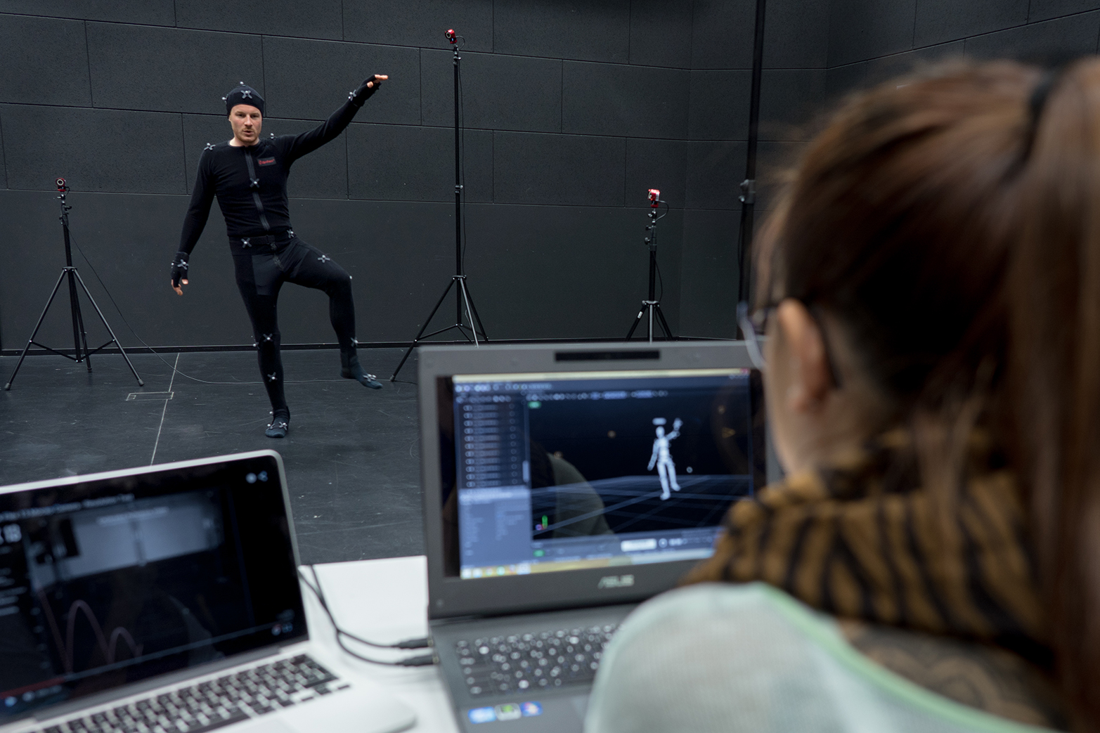 Motion Capturing System.