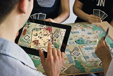 Chance für Brettspiel App