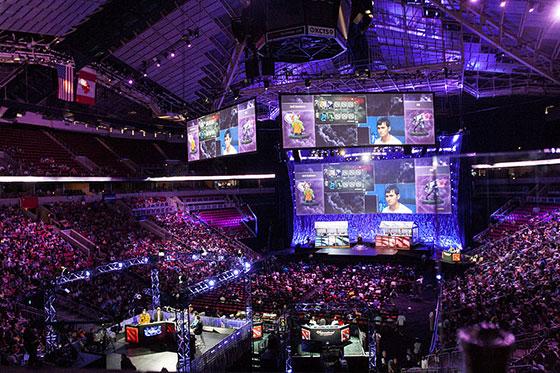 Gastvortrag: eSports – Hype oder Wirtschaftsfaktor?