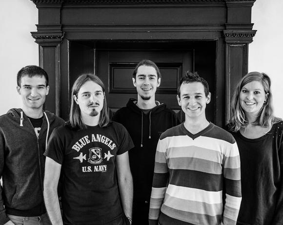 Absolventen in der Startup Factory